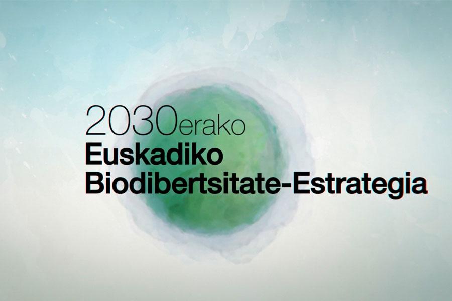 """Video Animación """"Estrategia Biodiversidad del País Vasco 2030"""""""