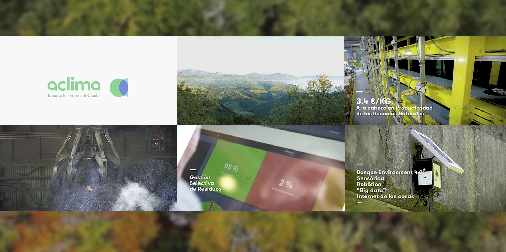 Video Corporativo & Actividad Aclima