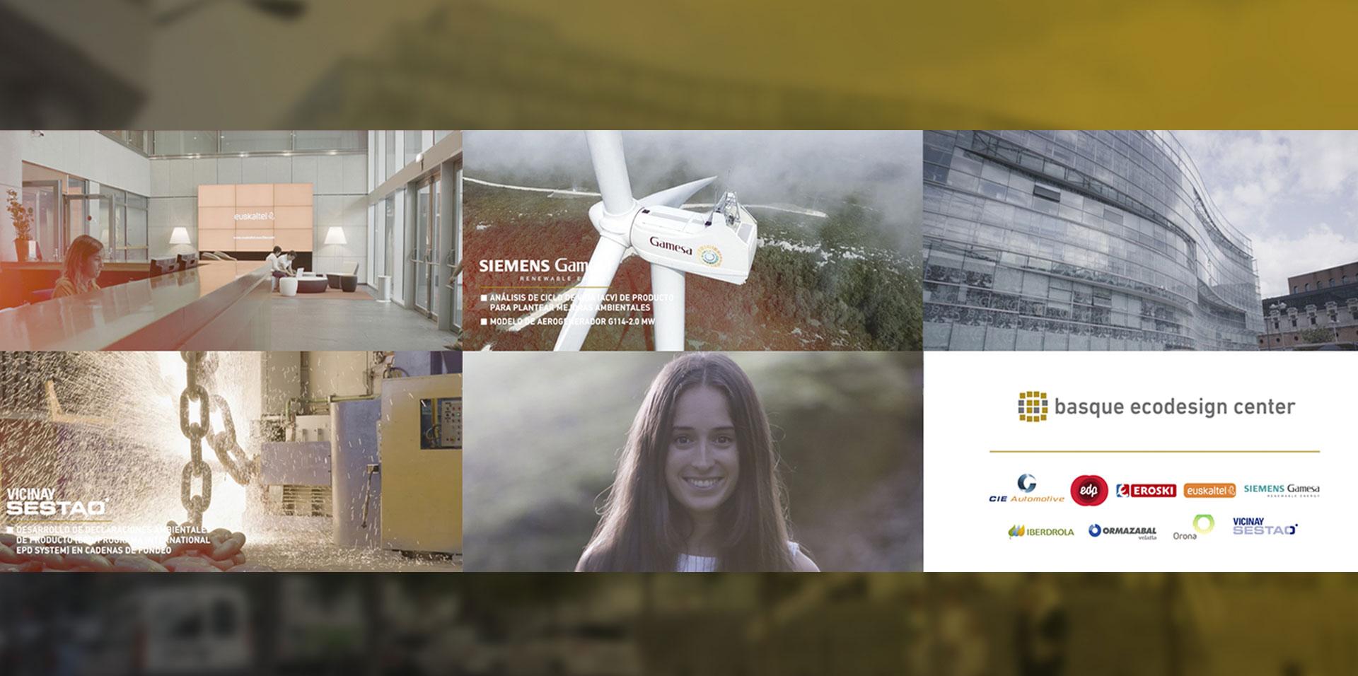 Video Basque Ecodesign Center