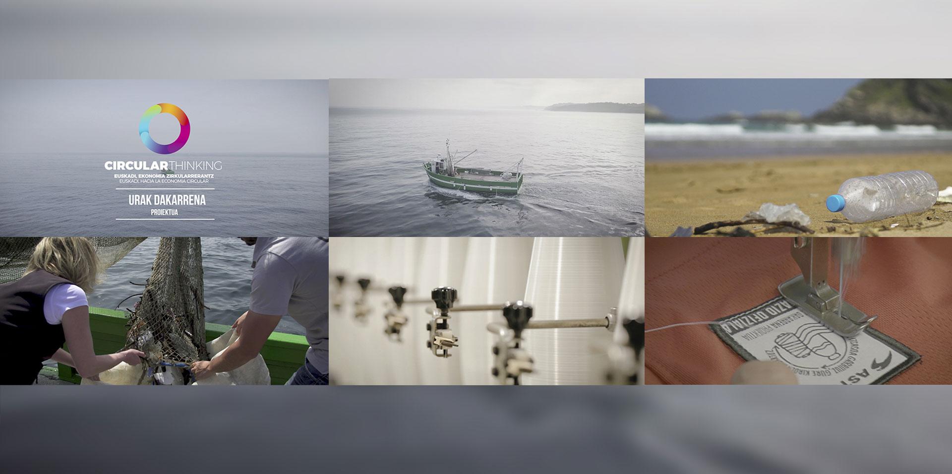 """Video Proyecto Colaborativo """"Urak dakarrena"""""""