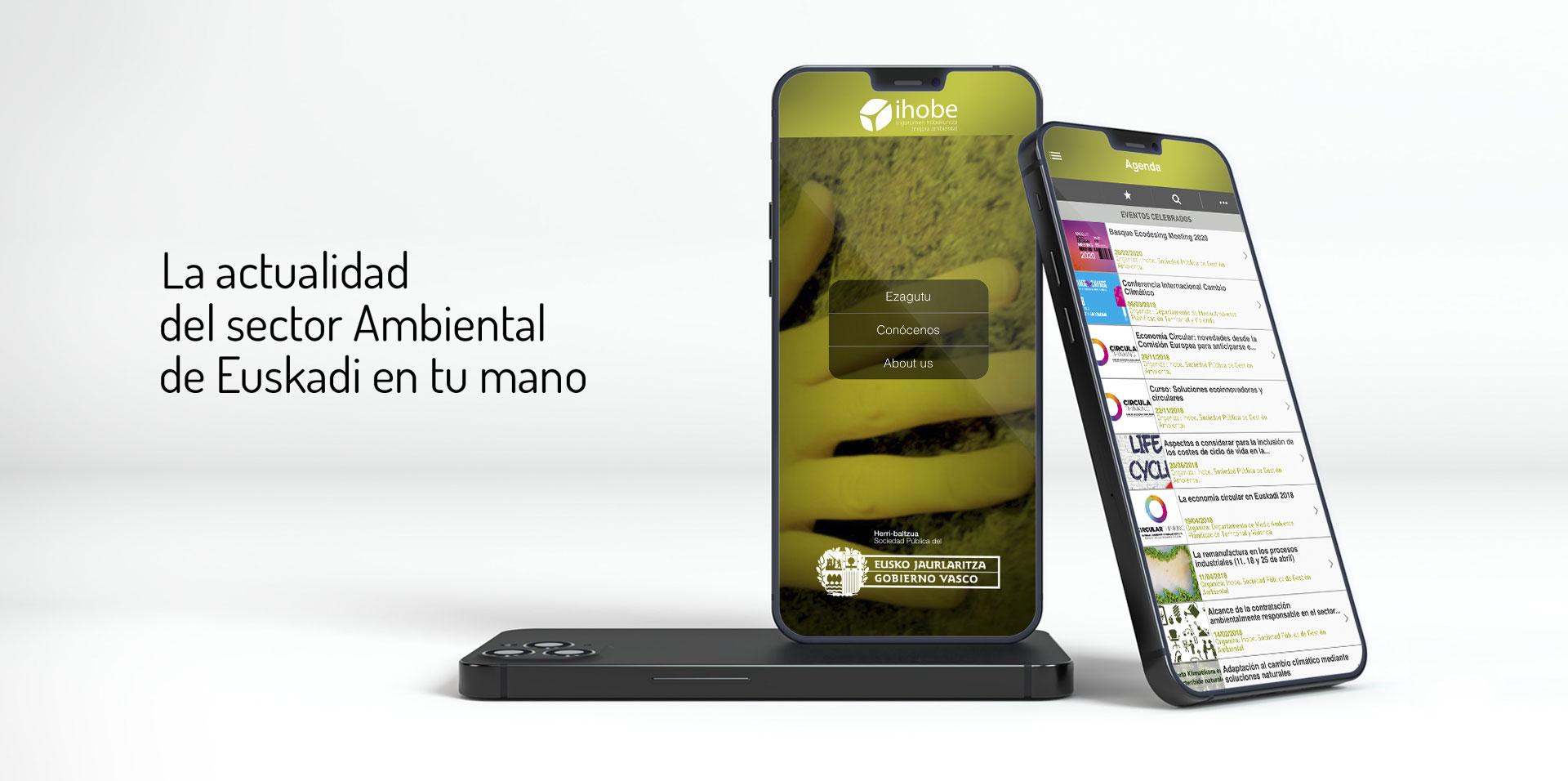 App Euskadiko Ingurumena