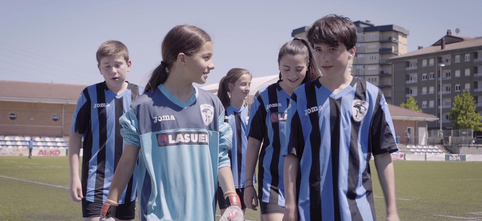 Video de Igualdad de Género en el Deporte