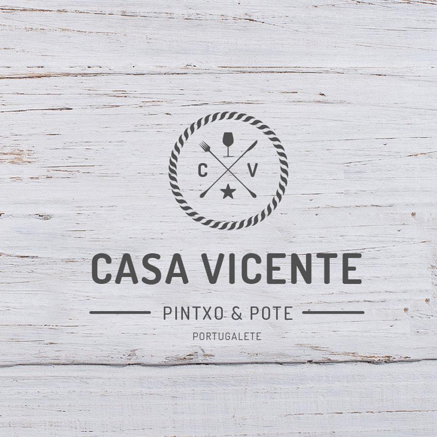 Branding Casa Vicente