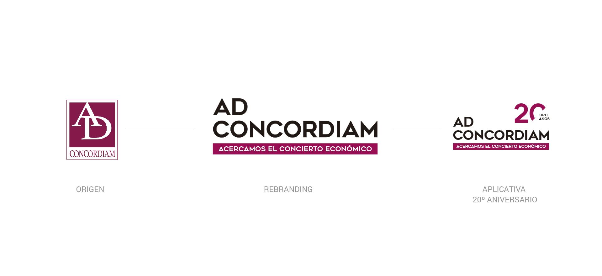 Rebranding Ad Concordiam